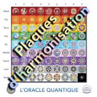 Plaques d'harmonisation Oracle Quantique